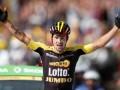 Тур де Франс: Роглич выиграл 17-й этап, Фрум лидирует в общем зачете