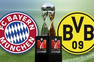 Боруссия Д – Бавария – онлайн трансляция матча за Суперкубок Германии