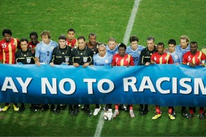 FIFA ведет серьезную борьбу против расизма на стадионах
