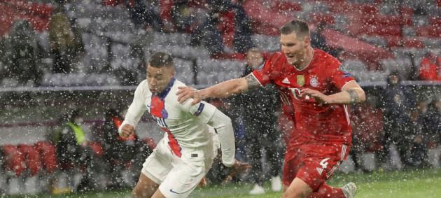 ПСЖ на выезде обыграл Баварию в результативном матче