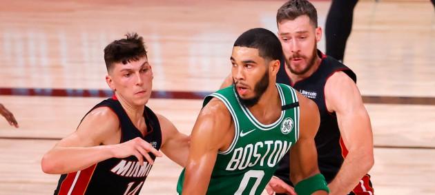 НБА: Бостон обыграл Майами, сократив отставание в серии