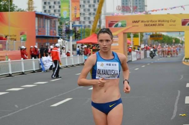 Людмила Ольховская стала вице-чемпионкой Европы