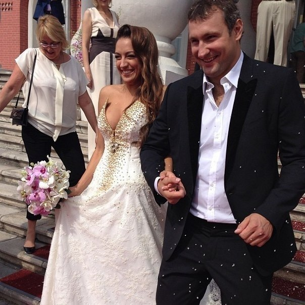 Евгения Канаева вышла замуж
