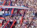 В Аргентине болельщик погиб, упав с трибуны во время матча