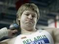 Скандал. Допинг в пищу толкательнице ядра из Беларуси подсыпал тренер