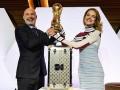 Louis Vuitton изготовил футляр для кубка ЧМ-2018 и сундук для мячей