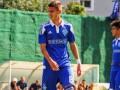 Футболист Динамо U-19 оказал сопернику первую помощь