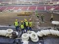 Стадион к Евро-2012 в Варшаве сдали в эксплуатацию без травы