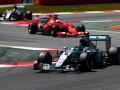 Формула-1: Нико Росберг выигрывает Гран-При Испании