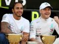 Хэмилтон: У нас с Боттасом лучшая пара Формулы 1