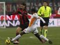 Милан добывает ничью в Риме и становится чемпионом Италии