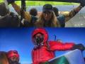 Первая украинка, покорившая Эверест, оказалась поклонницей Динамо