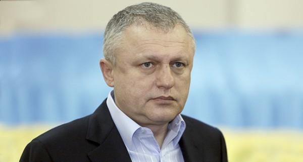 Суркис задумал чистку кадров в Динамо