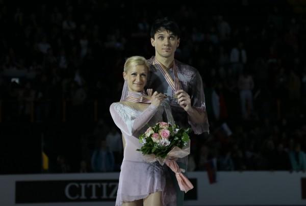 Волосожар и Траньков во второй раз подряд выиграли золотые медали чемпионата Европы