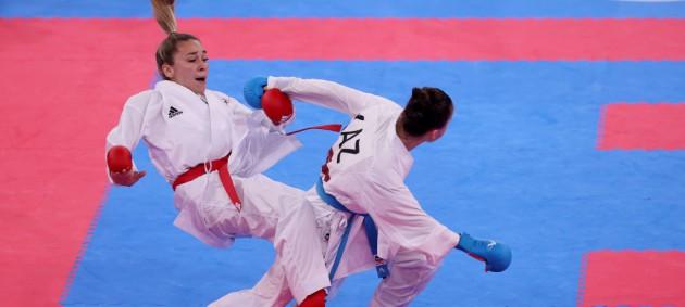 Анжелика Терлюга вышла в финал олимпийского турнира