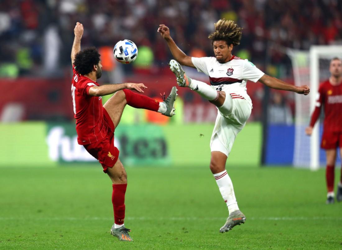 Ливерпуль - Фламенго: видео гола и обзор матча