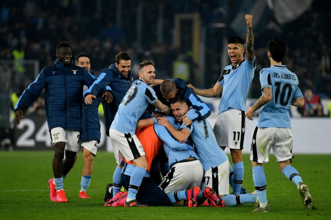 Лацио - Интер: видео голов и обзор матча