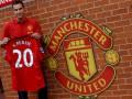 Ван Перси может вернуться в Арсенал из Манчестер Юнайтед