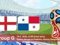Англия – Панама: когда матч и где смотреть