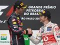 Итоги Гран-при Бразилии. Дембельський аккорд  от Red Bull и подиум от McLaren