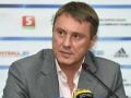 Хацкевич: Схема Динамо с тремя защитниками имеет право на жизнь