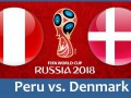 Перу – Дания 0:1 онлайн трансляция матча ЧМ-2018