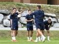 Динамо и Олимпиакос разошлись миром в товарищеском поединке
