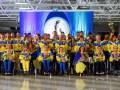 В Украине триумфально встретили героев Паралимпиады