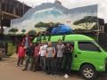 Палкин установит флаг Шахтера на вершине самой высокой горы Африки