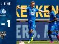Гент - Эйпен 6:1 видео голов и обзор матча чемпионата Бельгии