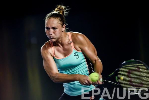 Екатерина Бондаренко вышла во второй раунд турнира