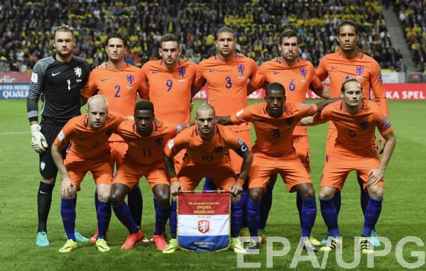 Прогноз на матч Нидерланды – Беларусь от букмекеров