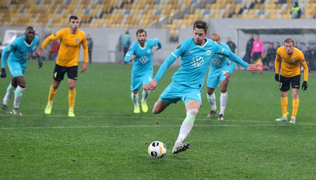 Александрия - Вольфсбург: обзор матча