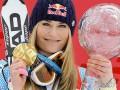 Легендарная горнолыжница объявила о завершении карьеры
