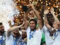 Игроки сборной Германии сорвали пресс-конференцию главного тренера