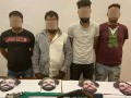 Египетская полиция задержала грабителей, которые совершали преступления в масках Салаха