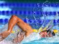 Романчук выиграл чемпионат Европы по плаванию