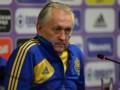 Тренер сборной Украины: Шахтер точно не слабее любого российского клуба