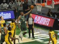 Плей-офф НБА: НБА: Милуоки победил Майами, Даллас обыграл Клипперс