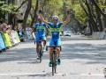 Украинские велосипедисты выиграли международную гонку в Одессе