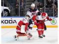 США разгромно обыграли Данию в матче ЧМ по хоккею