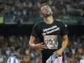 Вилью оштрафуют за празднование гола в матче с Реалом Сосьедадом