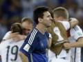 Месси не попал в десятку лучших игроков чемпионата мира по футболу 2014