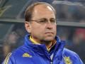 Официально: Яковенко - не тренер молодежной сборной Украины по футболу