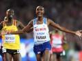 Фара стал трехкратным чемпионом мира в беге на 10 км
