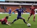 Кубок Содружества: Молодежная сборная Украины обыграла сборную Латвии