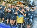 Сборная Украины U-20: Как чемпионов мира встречали в Киеве