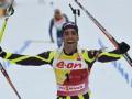 ЧМ по биатлону: Фуркад выиграл гонку преследования, украинцы - за пределами двадцатки