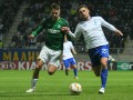 В Чехии подрались фанаты Динамо и Яблонца