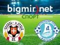 Волынь – Днепр 1:0 онлайн трансляция матча 1/8 финала Кубка Украины